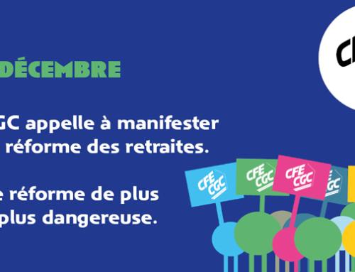 Appel à la grève nationale interprofessionnelle du 17 Décembre 2019