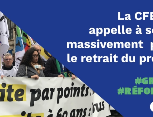 Appel à la grève nationale interprofessionnelle du 16 Janvier 2020